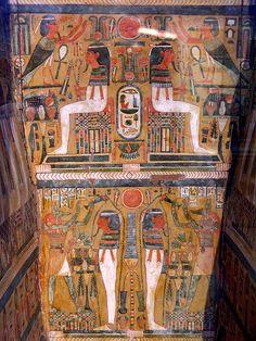 Coffin of the priest of Amun Amenemipet