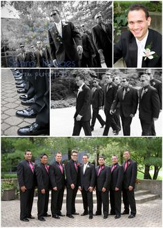 the guys #wedding