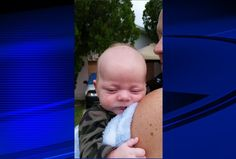RIP 9 week old Chance Walsh:  His father beat him to death and then his mother helped to bury the body.