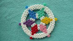 Rainbow Circle Hama Beads by Sneeuwmaan on deviantART