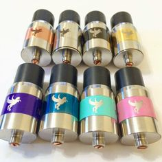 Vapor Joes - Daily Vaping Deals: LOWER PRICE: THE DARK HORSE STYLE RDA - $12.99 + F...