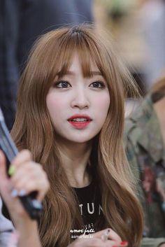 See Through Bangs The Most Popular Hair Trend In Korea Hair