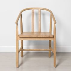 Sculpted Wood Dining Chair - Hearth & Hand™ With Magnolia : Target Windsor Dining Chairs, Metal Dining Chairs, Dining Chairs, Furniture, Furniture Shop, Magnolia Furniture, Chair, Hearth, Seat Design