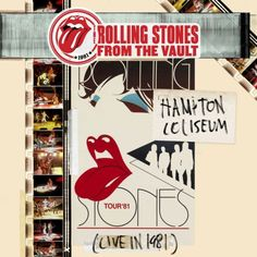 Rolling Stones: From the Vault - Hampton Coliseum (Live in 1981)