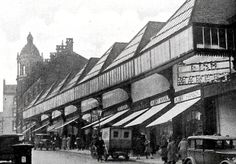 Fish Market, Bradford, West Yorkshire