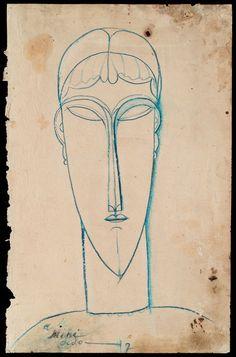 one of my favorite artist  Amadeo Modigliani