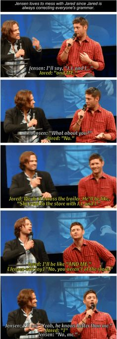 I feel so close to Jared right now. LOL Credit: nothingidputbeforeyou