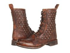 Frye Jenna Disc Lace......And this pair....