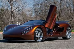 Another picture of the Scorpion by Ronn Motors. No, not Ford Scorpio silly. Exotic Sports Cars, Cool Sports Cars, Sport Cars, Cool Cars, Bugatti Cars, Porsche Cars, Ferrari F40, Bugatti Chiron, Car In The World