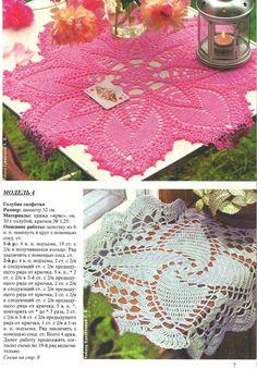 Kira crochet: Crocheted scheme no. 538