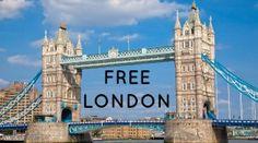 London hacks: Free London (or super cheap)