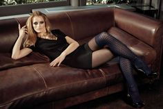 Flavia Lucini in pantyhose - http://stockings-celebs.blogspot.com/2014/12/faith-picozzi-famke-janssen-farah-holt.html