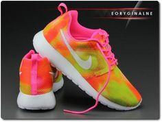 Buty damskie Nike Roshe One Flight 705486-601 Run
