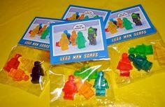 Tema de festa: LEGO! : Mil dicas de mãe