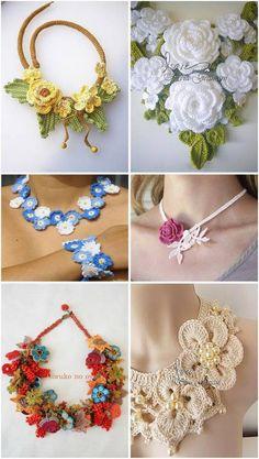 Eu adoro estes trabalhos .São lindos charmosos,mas não tenho gráfico ou pap. Pois não foram feitos por mim.Mas achei no Facebook Crochelin...