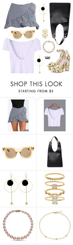 """""""Yoins 10: Lovely Light"""" by bugatti-veyron ❤ liked on Polyvore featuring Marc Jacobs and Accessorize"""