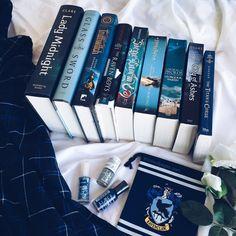 books ya fantasy literature ravenclaw throne aesthetic libros nerd bookshelf potter boeken harrypotter harry worldofharry jongvolwassenen series fantasia voor aesthetics