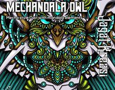 Owl Illustration, Graphic Design Illustration, New Work, Adobe Illustrator, Doodles, Behance, Symbols, Profile, Concept