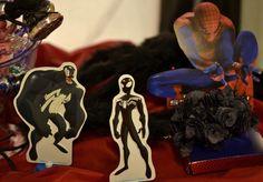 Detalhes da Festa Homem Aranha #decoracao #decoration #homemaranha #spiderman #aranha #party #festa #details #detalhes