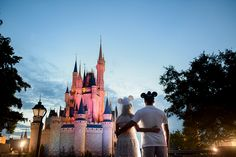 Bring magic to the ecstatic moment your soulmate says yes at Disney Parks