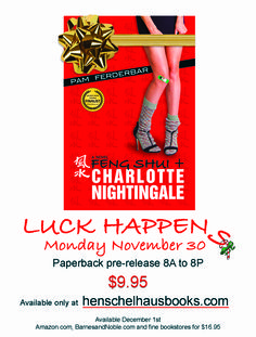 Tomorrow, Nov 30th only! Cyber Monday deal on the prerelease paperback!
