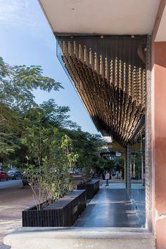 Mành Mành salon, Hanoi, 2016 - H&P Architects