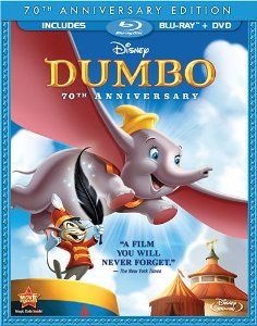 Amazon.com: Dumbo (Two-Disc 70th Anniversary Edition Blu-ray / DVD Combo Pack in Blu-ray Packaging): Herman Bing, Edward Brophy, Cliff Edwar...