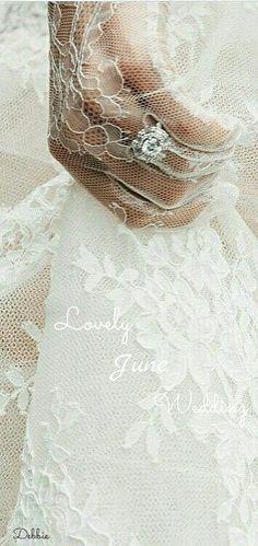 """A Lovely June Wedding"""