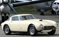 1954 Ferrari 375 MM Berlinetta