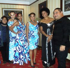 Fashion designer... Hupfeld Hoerder @ the launch of London Pacific Fashion...