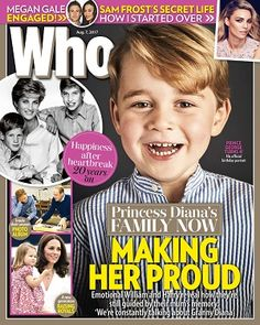 @whomagazine #magazines #covers #august #2017 #royals #celebrity #celebritynews