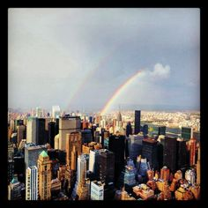 NYC during the summer! So beautiful!