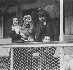 inmigrantes italianos