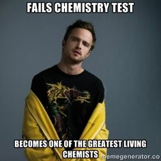 Jesse Pinkman Quotes | Jesse Pinkman Fails Chemistry Test Becomes One Of The Greatest ...