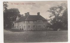 The Rangers Lodge Cornbury Park 1907 Miss Watts Postcard, B285 | eBay