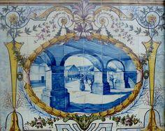 Ex-estação de comboios - Sines azulejos - Pesquisa Google