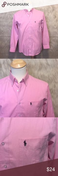 Polo By Ralph Lauren Button Front Casual Shirt M New without tags Polo by Ralph Lauren Shirts Casual Button Down Shirts
