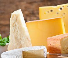 Las grandes familias de quesos franceses