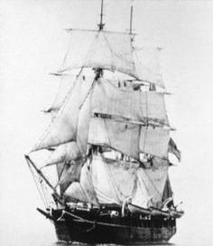 Charles W Morgan Whaling Ship in 1866