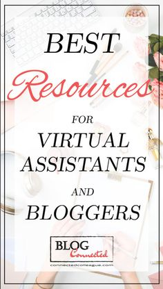 Here are the top tools and resources for Virtual Assistants!  This is totally worth a look if you want to kill it in your business!!!