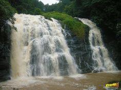 Abbi falls near Madikeri at #Coorg, #Kodagu district, #Karnataka #IncredibleIndia #Travel #Monsoon #RainyDay