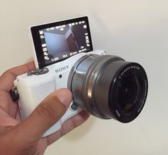 Sony a5000 camera review