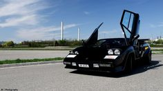 Lamborghini Countach | today was a Lamborghini meeting at th… | Flickr