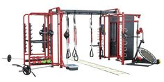 Fully Loaded Iron Man Training Tower LC9000L