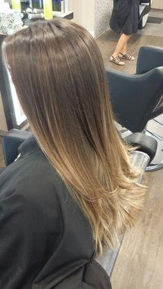 Estilo Favorito, Rubios, Colores, Peinados, Rubia, Corte De Pelo, Sydnay16 Pinterest, Cabello, Brunette Balayage Straight Hair