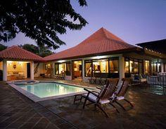 Casarão Temporada in Casa De Campo: Ocean view Las Cerezas villa junto ao maior campo de golfe do país, com piscina e jacuzzi