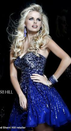 Sherri Hill Dress 8524 | Terry Costa Dallas @Terry Song Song Song Song Costa #sherrihill