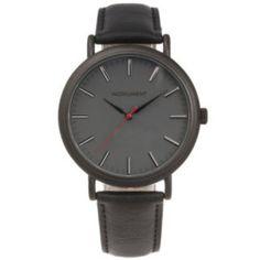 Grey Dial Classic Watch