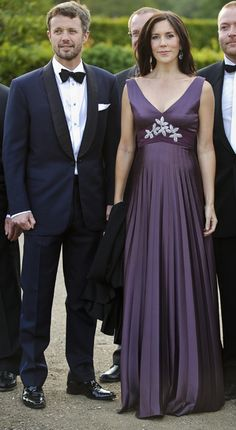 Crown Prince Frederik and Crown Princess Mary of Denmark - 2010