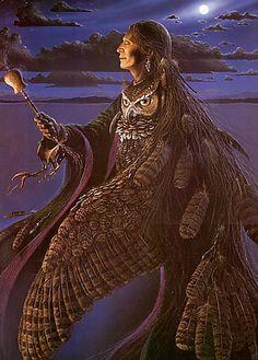 • Charles Frizzell. via desert dweller Shamanism, Native Art, Native Indian, Indian Tribes, Native American Spirituality, Native American Wisdom, Wild Women, American Indian Art, American Indians